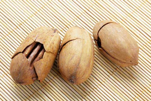 shelled pecan nuts